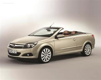Rent a car Opel Astra CABRIO Croatia