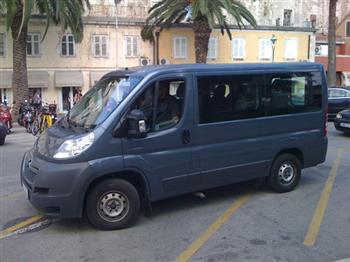 Rent a car Citroen Jumper Croatia