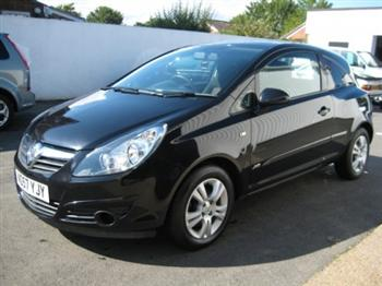 Rent a car Opel Corsa Croatia