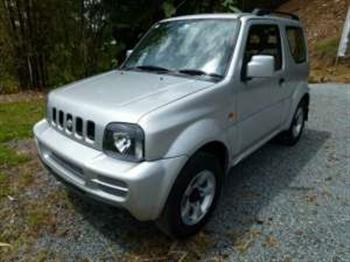 Rent a car Suzuki Jimny Croatia