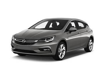 Rent a car Opel Astra Automatic A/C Kroatien