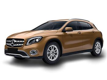 Rent a car Mercedes-GLA-Automatic-AC Croatie