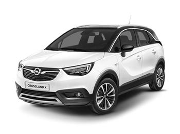 Rent a car Opel Crossland A/C Kroatien