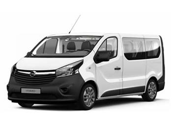 Rent a car Opel Vivaro 9 PAX A/C Croatia