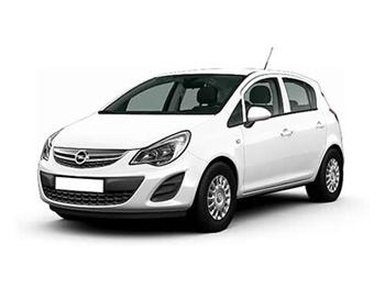 Rent a car Opel Corsa Automatic A/C Kroatien