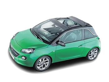 Rent a car Opel Adam Open AIR Automatic A/C Hrvatska