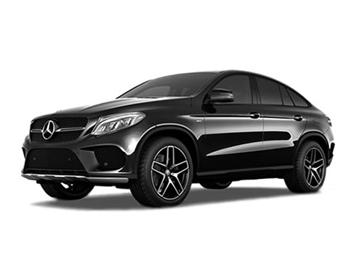 Rent a car Mercedes GLE Coupe Automatic A/C Kroatien