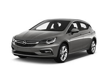 Rent a car Opel Astra diesel A/C Croatia