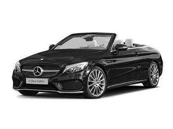 Rent a car Mercedes C Class Cabrio Automatic A/C Croatia